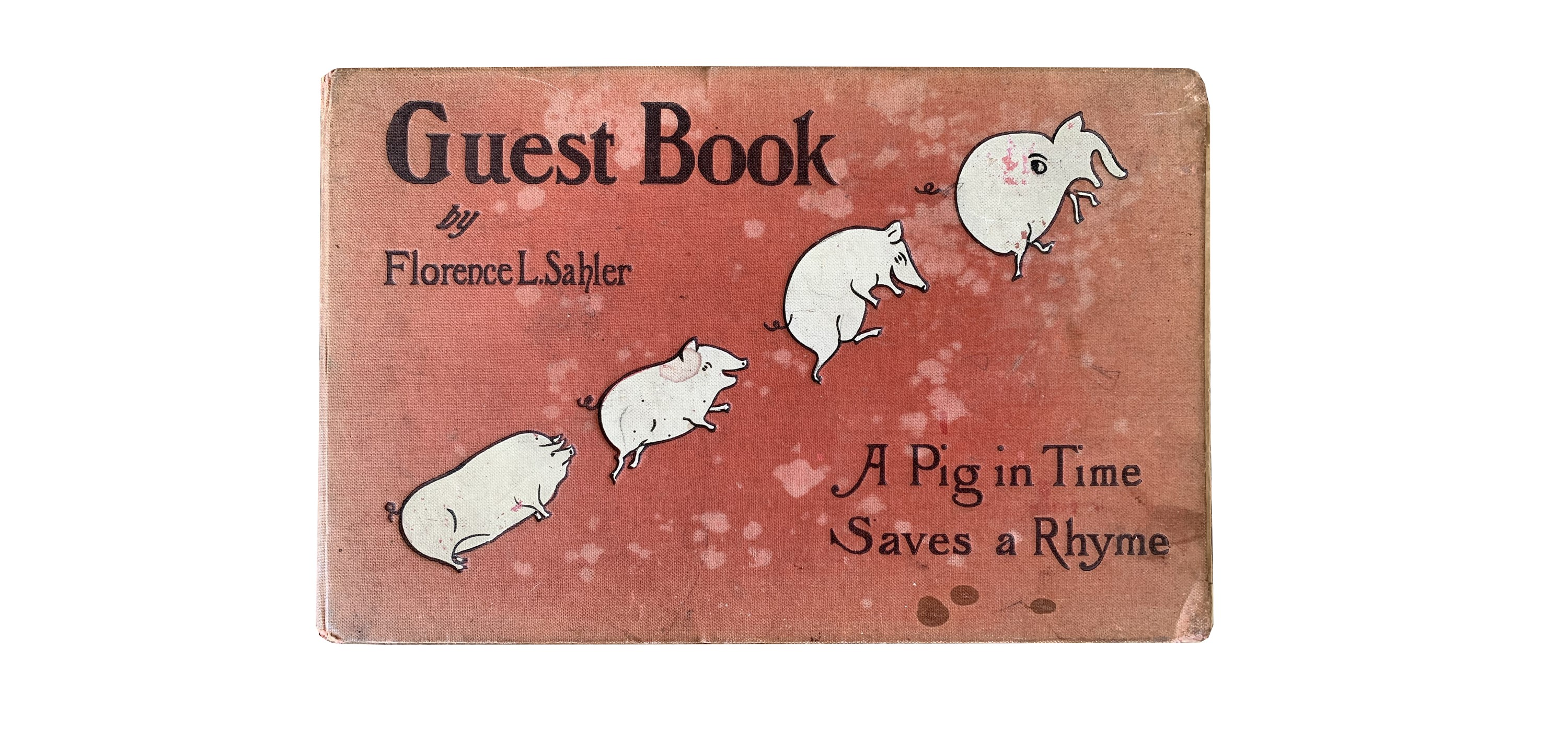 A pig in time saves a rhyme