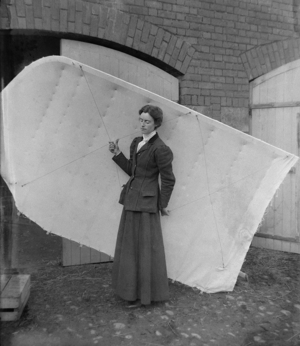 Lilian Bland; A world leader in aviation.