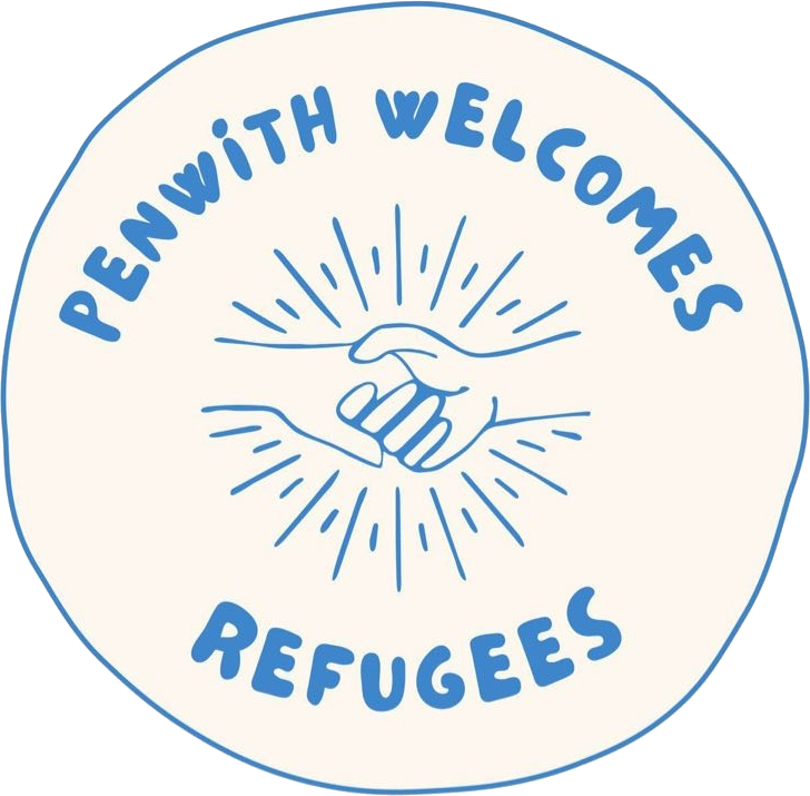 Penwith Welcomes Refugees - Charity Art Auction