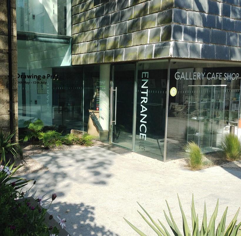 Newlyn Art Gallery, Monday 3pm-4pm