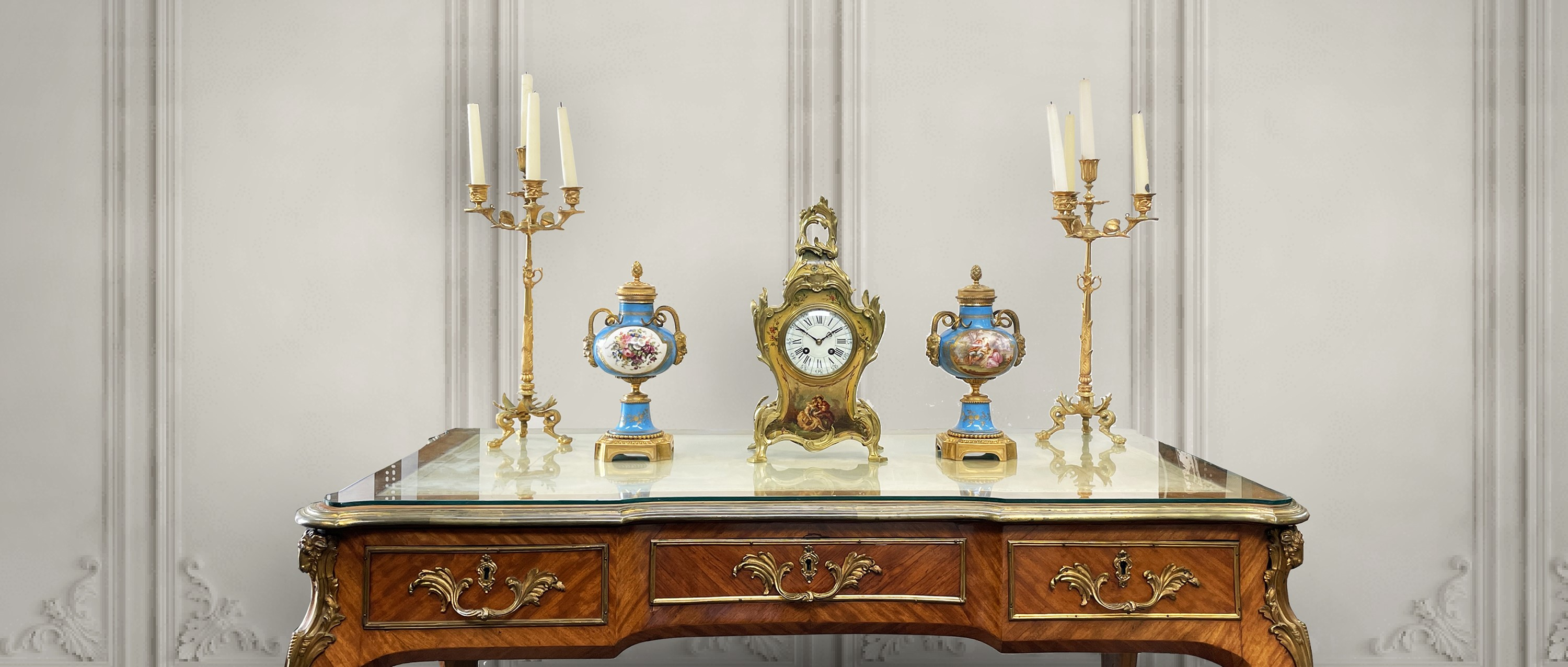 Antiques & Selected Items
