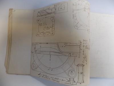 Lot 1222-TANGYE BROTHERS Important manuscript...