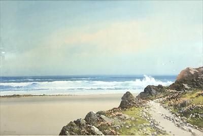 Lot 124 - Reginald Daniel SHERRIN (1891-1971) Seascape,...