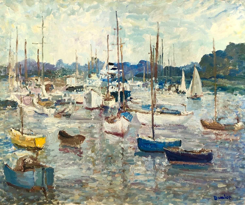 Lot 521-Ronald Ossory DUNLOP (1894-1973) Chichester...