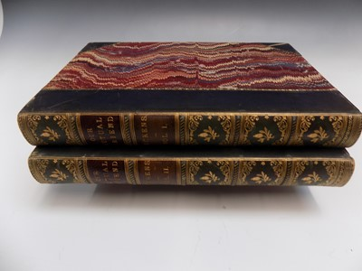"Lot 1200-CHARLES DICKENS ""Our Mutual Friend."" 2 Vols,..."