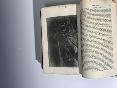 "Lot 1201-CHARLES DICKENS ""Bleak House."" 1st edn, etched..."