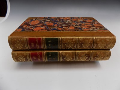 "Lot 1203-W. M. THACKERAY ""The Virginians"" 2 Vols 1st edn,..."
