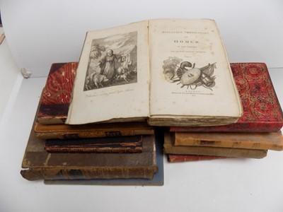 Lot 1237-MISC BOOKS. BOX.