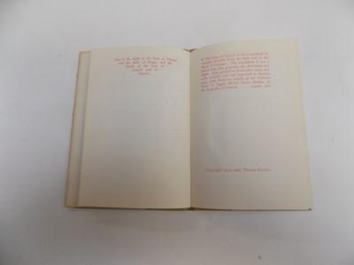 "Lot 1241 - THOMAS KINSELLA, THE DOLMEN PRESS. ""The Sons..."