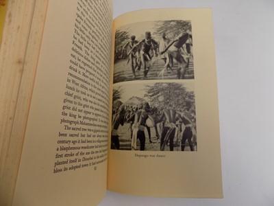 """Lot 1246 - GORER (GEOFFREY.) """"Africa Dances, a book about..."""