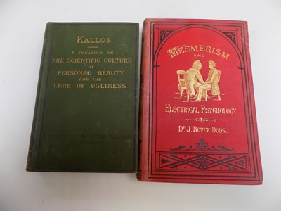 """Lot 1249 - """"Kallos, a Treatise on the Scientific Culture..."""