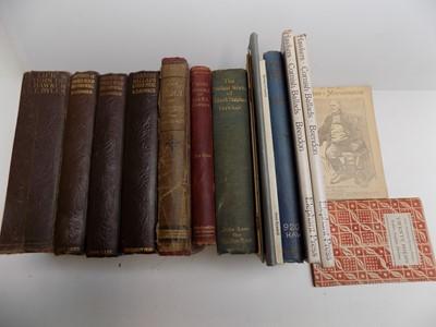 Lot 1267 - ROBERT STEPHEN HAWKER. A collection of sixteen...