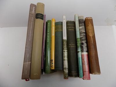 Lot 1268 - Cornish and other books. BOX.