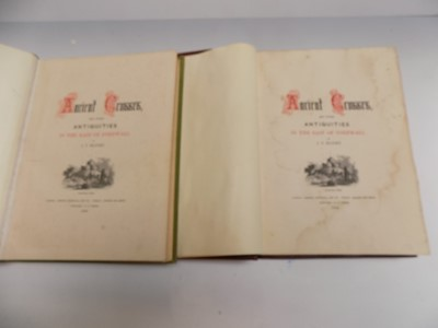 """Lot 1282 - J. T. BLIGHT. """"Ancient Crosses and other..."""