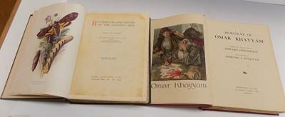 "Lot 1288 - EDWARD FITZGERALD. ""Rubaiyat. E Omar Khayyam.""..."
