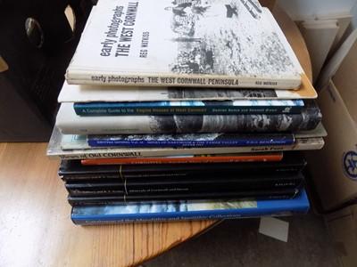 Lot 1292 - CORNISH BOOKS. Bundle