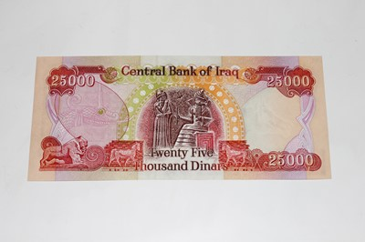 Lot 26 - Banknotes - 20 uncirculated Central Bank of...