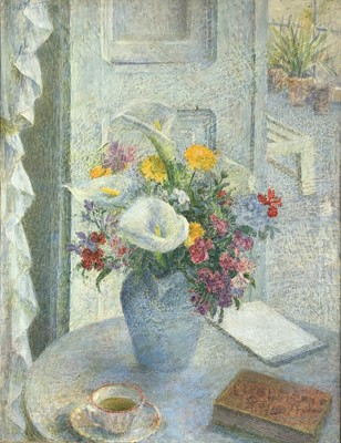 Lot 47-Dod PROCTER (1891 - 1972) The French Window...