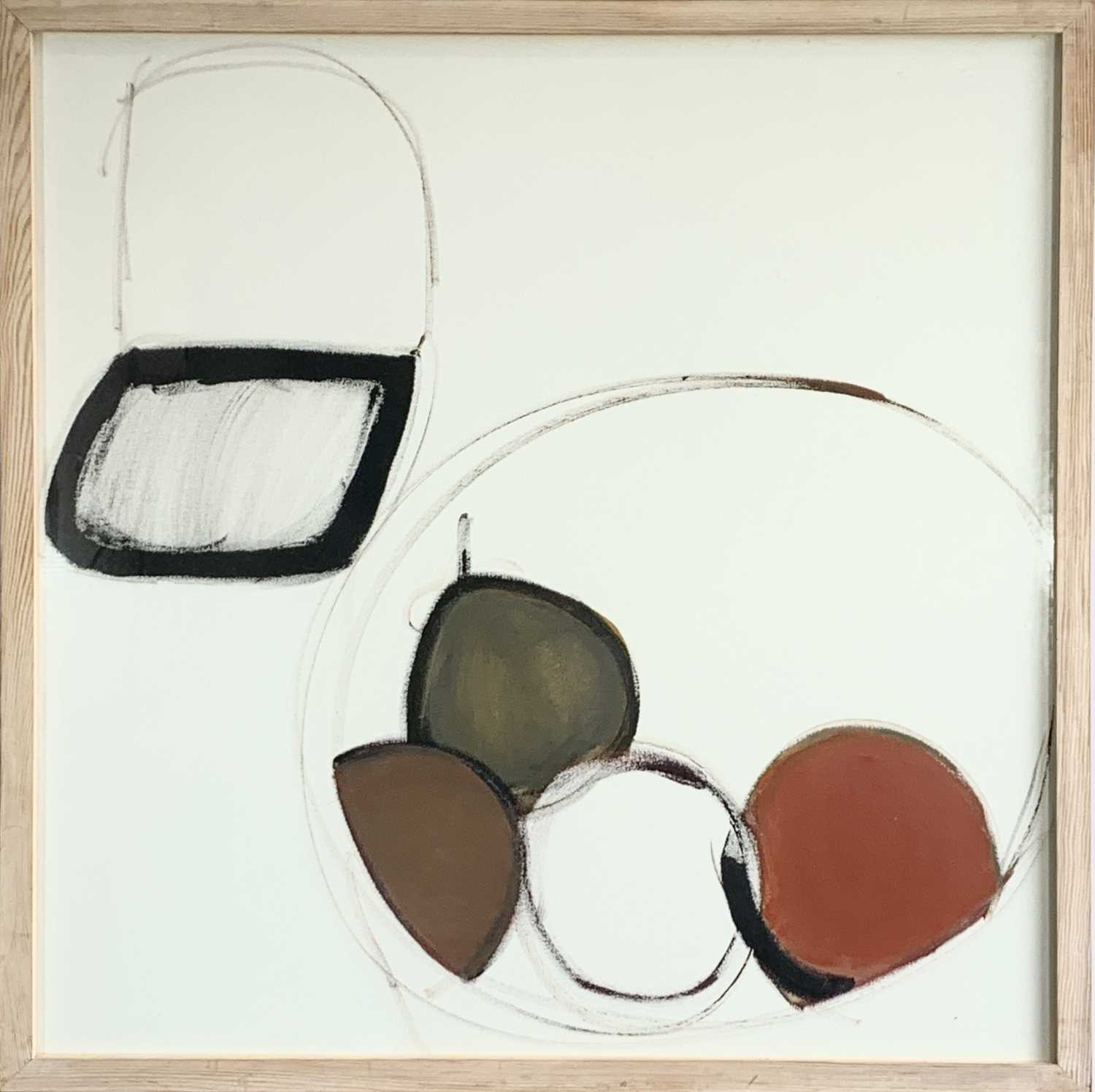 Lot 5-Jessica COOPER (1967) Tell Me A Story Acrylic...