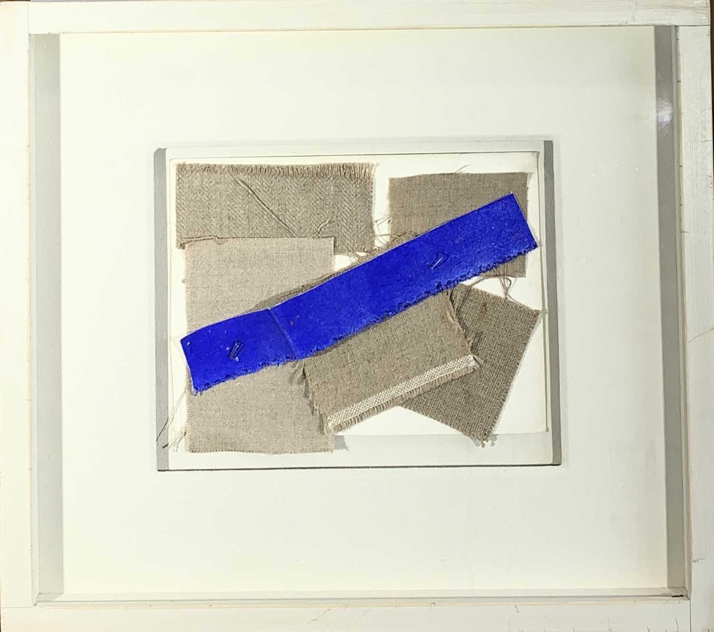Lot 20-Sandra BLOW (1925-2006) Untitled Mixed media...