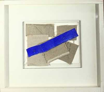 Lot 20 - Sandra BLOW (1925-2006) Untitled Mixed media...