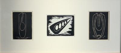 Lot 6 - Denis MITCHELL (1912-1993) Sculpture Forms A...