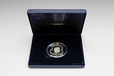 Lot 17 - Coins and medallions - quantity including...