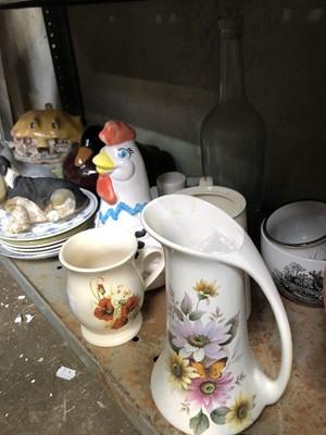 """Lot 53 - Ceramics and porcelain including """"Kernewek..."""