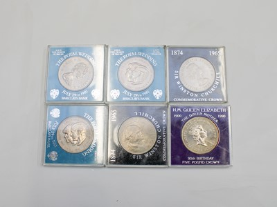 Lot 24 - GB coinage - box containing mostly modern GB...
