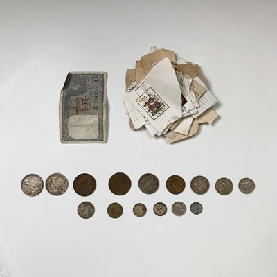 Lot 62 - EUROPEAN AND U.S.A. SILVER COINS: Including...