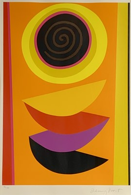 Lot 5 - Terry FROST (1915-2003) Spiral for Sun...