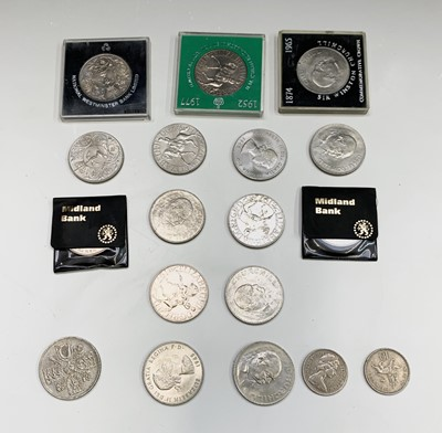 Lot 42 - TOKENS, OTHER COINS, BADGES & WORLD WAR 2...