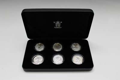 Lot 50 - GREAT BRITAIN: A 2007 Britannia 20th...