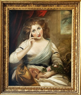 Lot 115 - John OPIE (1761-1807) attributed to Portrait...