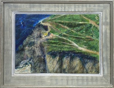 Lot 8 - Jeremy LE GRICE (1936-2012) Porthtowan Paths...