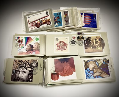 Lot 303 - G.B. PHQ Cards Box containing approx. 400...