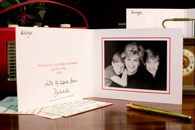 Lot 1202 - Diana, Princess of Wales, The Letters...