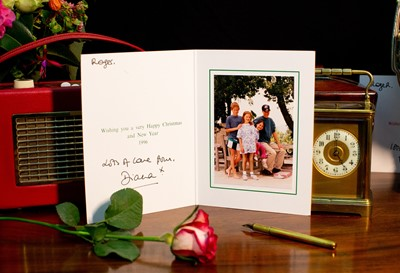 Lot 1203 - Diana, Princess of Wales, The Letters...