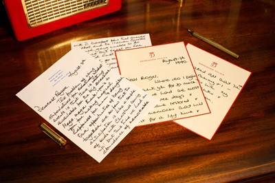 Lot 1204 - Diana, Princess of Wales, The Letters...