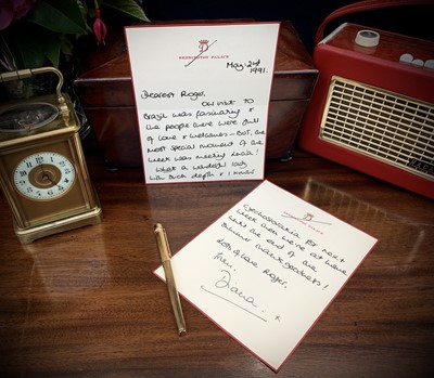 Lot 1207 - Diana, Princess of Wales, The Letters...