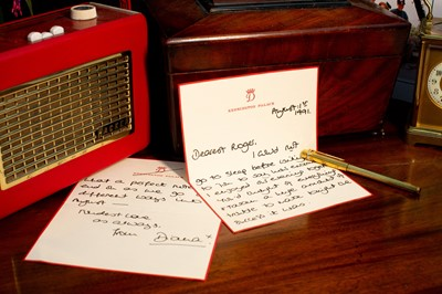 Lot 1208 - Diana, Princess of Wales, The Letters...
