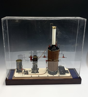 Lot 14 - A Maxwell Hemmens of York precision scale...