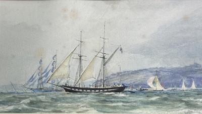 Lot 134 - John ALFORD (1929-1960) 82 Tall Ships Race -...