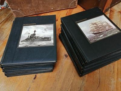Lot 8 - A set of fourteen 'The Seafarers' Time Life...