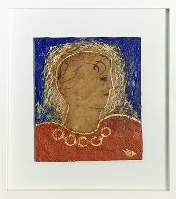 Lot 5 - John EMANUEL (b.1930) Classical Head (with...