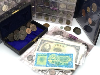 Lot 15 - Great Britain & World Coins & Banknotes -...