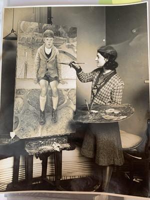 Lot 50 - Joan Manning Sanders 1913-2002Her personal...