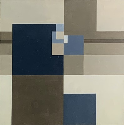 Lot 139 - Michael CANNEY (1923-1999) Untitled Oil on...