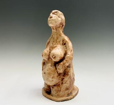 Lot 161 - Julian DYSON (1936-2003) Nude Figure Ceramic...
