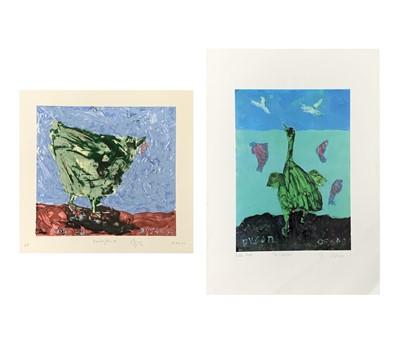 Lot 119 - Julian DYSON (1936-2003) Early Bird Lithograph,...
